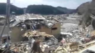 助けて!津波の被害。テレビにあまりでない歌津の避難所の現状。 thumbnail