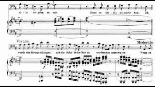 Bach BWV 244-20 Und da sie den Lobgesang gesprochen hatten