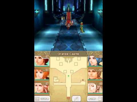 (Nintendo DS) Lufia DS Part 39 - Gathering the Energy Cores