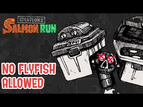 Splatoon 2 — Salmon Run Profreshional 200%+ Gameplay Livestream (Grind to 999)