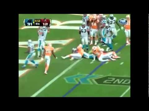 Cam Newton Rookie Highlights (2011-2012)