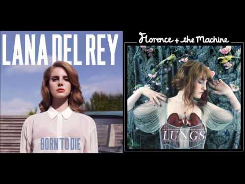 Paradise Howl - Lana Del Rey & Florence + The Machine (Mashup)