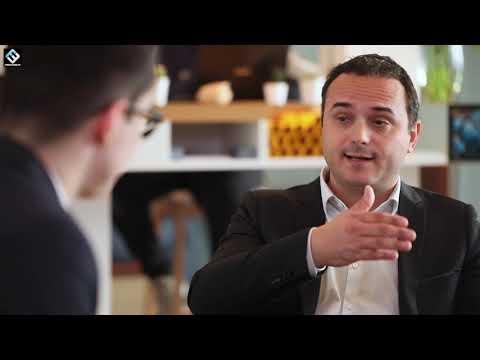 Interview d'Arnaud Gallet, directeur du salon Paris Retail Week