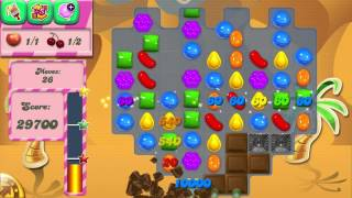 Candy Crush Saga Level 117 No Boosters