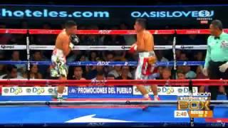Aarón Alameda vs Edgar Jiménez