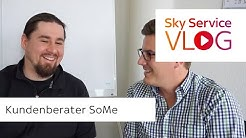 Sky Service Vlog Episode 9 - Kundenberater SoMe