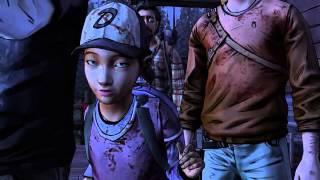 The Walking Dead-клип чтобы вы поняли  смысл игры!