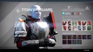 Getting To Know Destiny - Vanguard Rank + Ranking Up Quickly