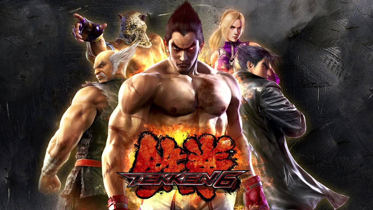 Tekken 6 - Customization Menu - YouTube