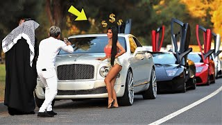 I Pretended to be Prince of Dubai & Caught a Gold Digger ! (MUST WATCH)
