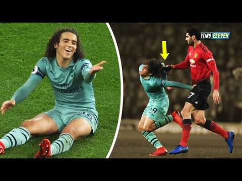 KETAWA DOSA 😂 10 Pelanggaran Paling Nyeleneh & Unik dan Lucu Dalam Sepakbola