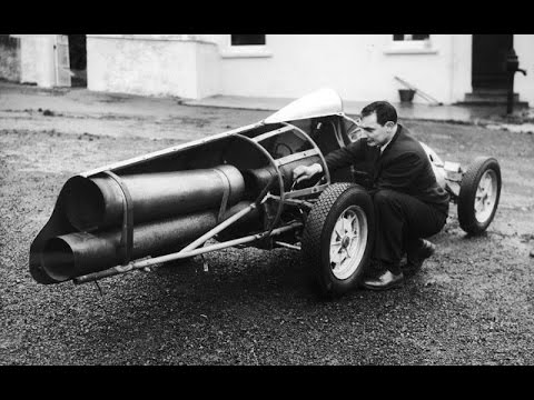 50 STRANGE AND WEIRDEST-LOOKING CARS FROM THE 20th CENTURY