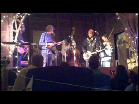 Number 6 Barndance - Mountain Heart - Rice Fest 2010 - Fischer Hall, Fischer, TX