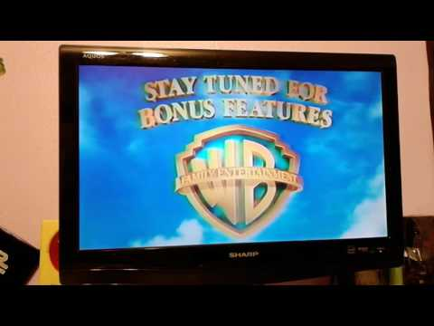 Warner Bros Family Entertainment Stay Turned For Bouns Features 2002 Company Logo Rec Capture