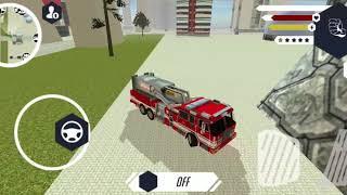Robot Firetruck #2 | By Naxeex Robots | Best Android Gameplay FHD