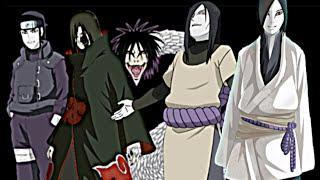 Orochimaru - All Forms (Naruto,Naruto Shippuden, Naruto The Last, Naruto Gaiden,Boruto Movie)