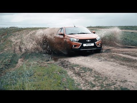 Фото к видео: Lada Vesta Cross Sedan.Тест-Драйв.Anton Avtoman