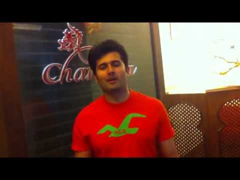Actor Shobhit At Charisma Spa, Lokhandwala