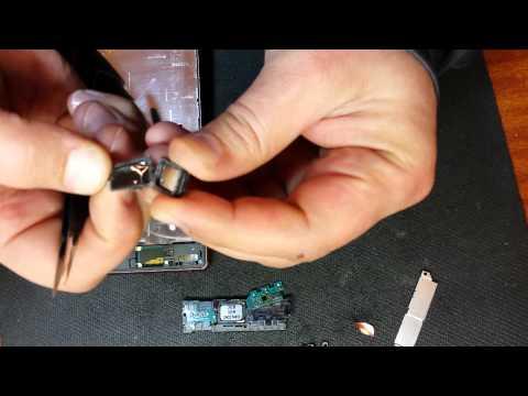 Xperia™ Z3  меняем дисплейный модуль