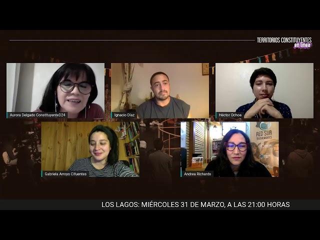 Territorios Constituyentes: Los Ríos
