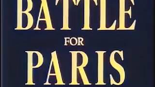 【AIカラー化】第二次世界大戦パリの戦い