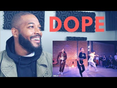 Ric Flair Drip - Offset & Offset | Nicole Kirkland Choreography Reaction