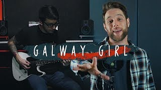 Ed Sheeran - Galway Girl (rock cover by Val Pivchenko feat. Sound Made Clearer)