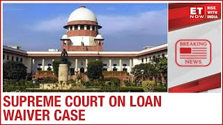 After SC nudge, Centre notifies compound interest waiver for small borrowers