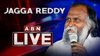Jagga Reddy Press Meet LIVE on Disha Incident  Telangana Latest News  ABN LIVE