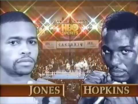 Roy Jones Jr. vs Bernard Hopkins I / Рой Джонс - Бернард Хопкинс 1