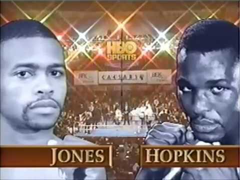 Roy Jones Jr. vs Bernard Hopkins I / Рой Джонс - Бернард Хопкинс 1