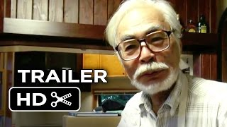The Kingdom of Dreams and Madness Official US Release Trailer #1 (2014) - Documentary HD