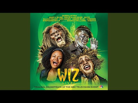 he s the wizard amber riley shazam