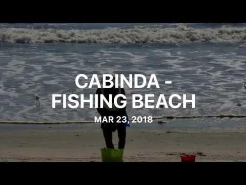 Cabinda - Fishing Beach