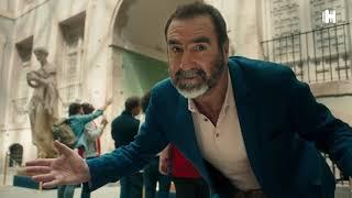 Hotels.com & Eric Cantona present perfect travelling fans.