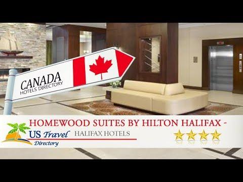Homewood Suites By Hilton Halifax - Downtown - Halifax Hotels, Canada