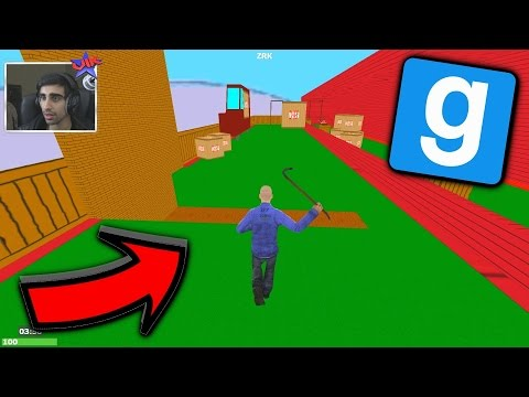 97% CAN'T SEE THIS TRAP! - GMOD SIMPSONS DEATH RUN