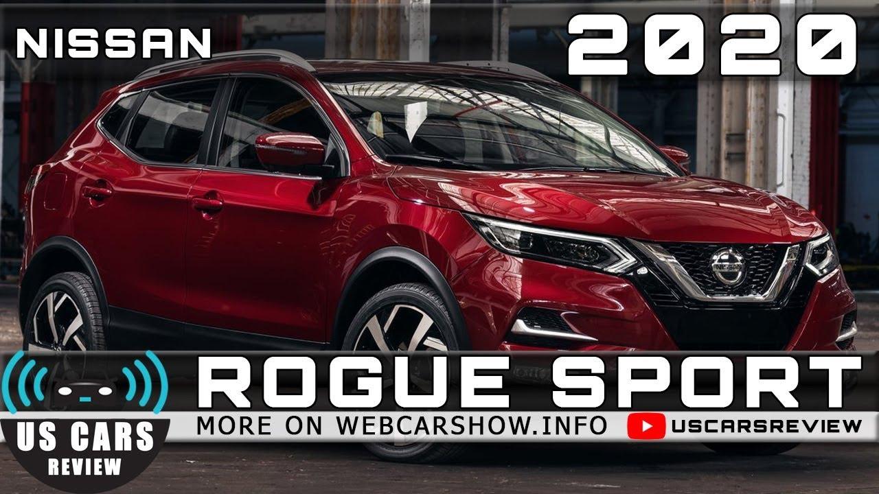 Nissan rogue sport 2020 price