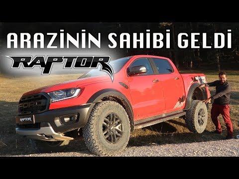 Fabrika Çıkışı Yarış Aracı | Ford Ranger Raptor İle Epey Eğlendik
