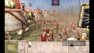 EB Elite trial Silver shield pikes versus Indian armored elephants.