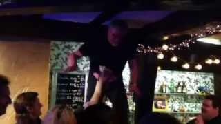 Coyote ugly bar dancing by Simon Golding! Thumbnail