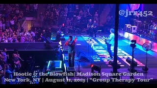 Hootie & the Blowfish - August 11, 2019 MSG Live (with Barenaked Ladies)