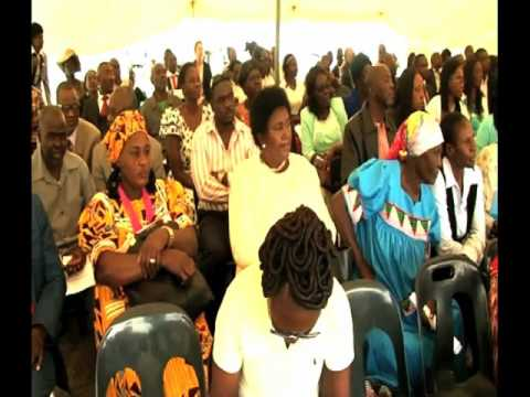Minister Iivula-Ithana encourages Omusati learners to put effort into their education - NBC