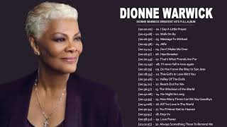 | Best Songs of Dionne Warwick | Dionne Warwick Playlist 2020