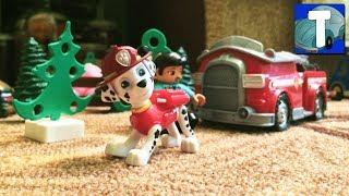 Щенячий патруль новые серии МАРШАЛ ПОТЕРЯЛСЯ Мультики про игрушки Paw Patrol Мультфильмы для детей