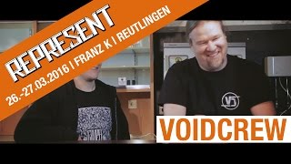 REPRESENT-TV | Reutlingen | 2016 | Interview | Voidcrew