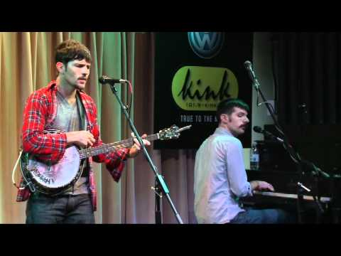 The Avett Brothers - Kick Drum Heart (Bing Lounge)
