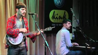 The Avett Brothers - Kick Drum Heart (Bing Lounge)