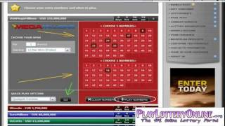 play lottery online - How to buy lottery tickets online