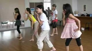 Aula de dança - Swing Brasil- (The pussycat dolls-Beep) 5/9